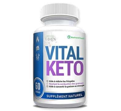 Qu'est-ce que Vital Keto? Comment ça va fonctionner?