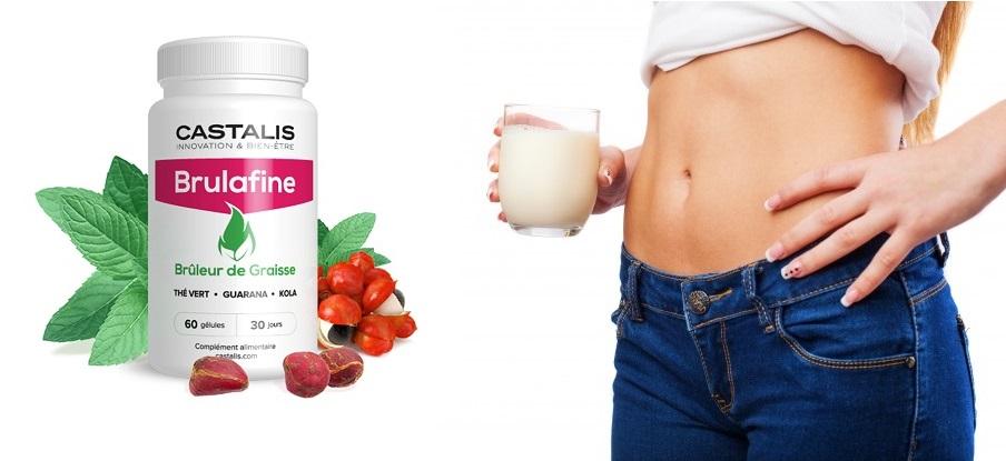 Essayez Brulafine qui ne contient que des ingrédients naturels!