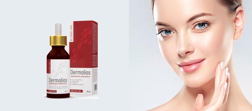 Comment la composition de Dermolios? Effets d'application. Y a-t-il des effets secondaires?