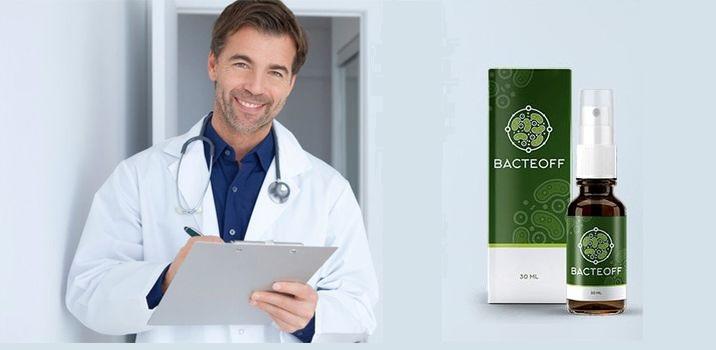 BacteOFF - des ingrédients naturels et sûrs