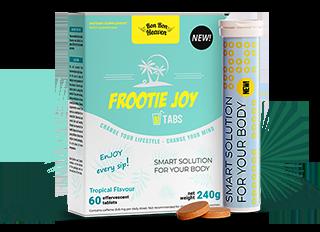 Qu'est-ce que Frootie Joy? Comment ça va fonctionner?